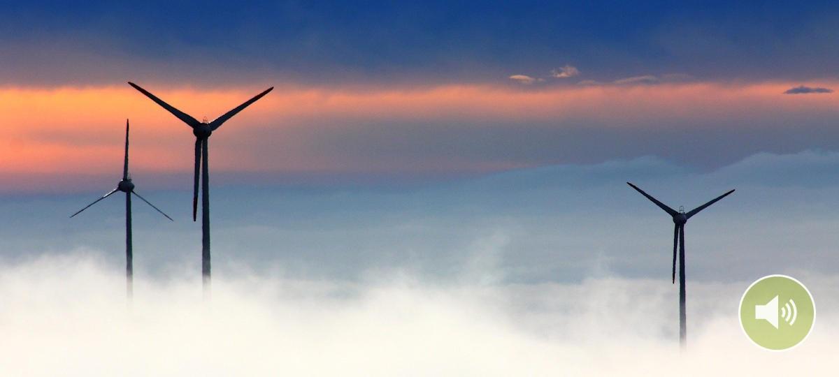 Podcast: Infraschall und Windkraft - Risiko oder Panikmache?